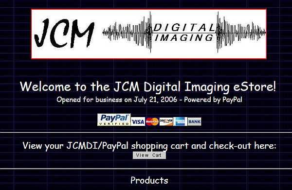 JCMDI eStore